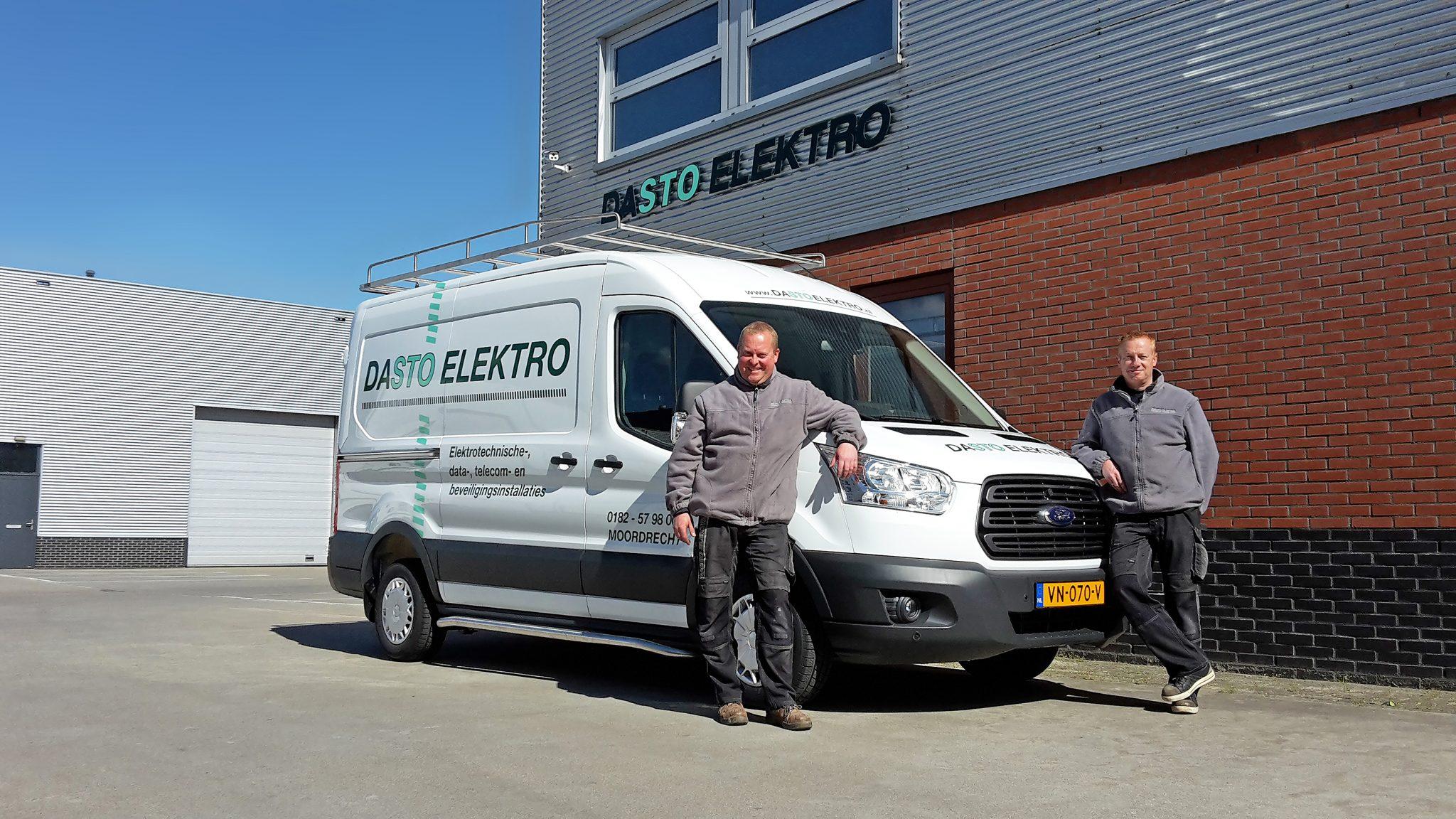 Sponsor belicht: Dasto Elektro