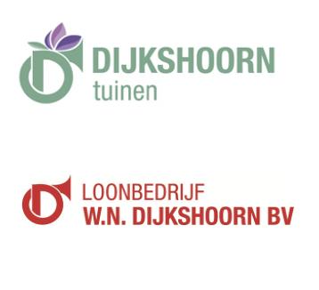 Sponsor uitgelicht: Dijkshoorn Loonbedrijf en Tuinen