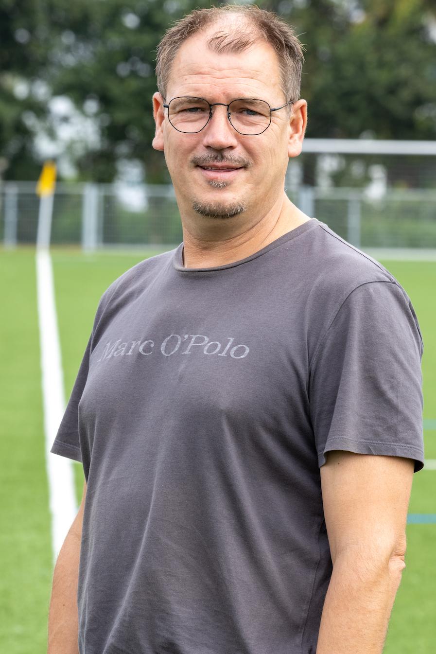 Marcel Goedhart vrijwilliger in de spotlight!