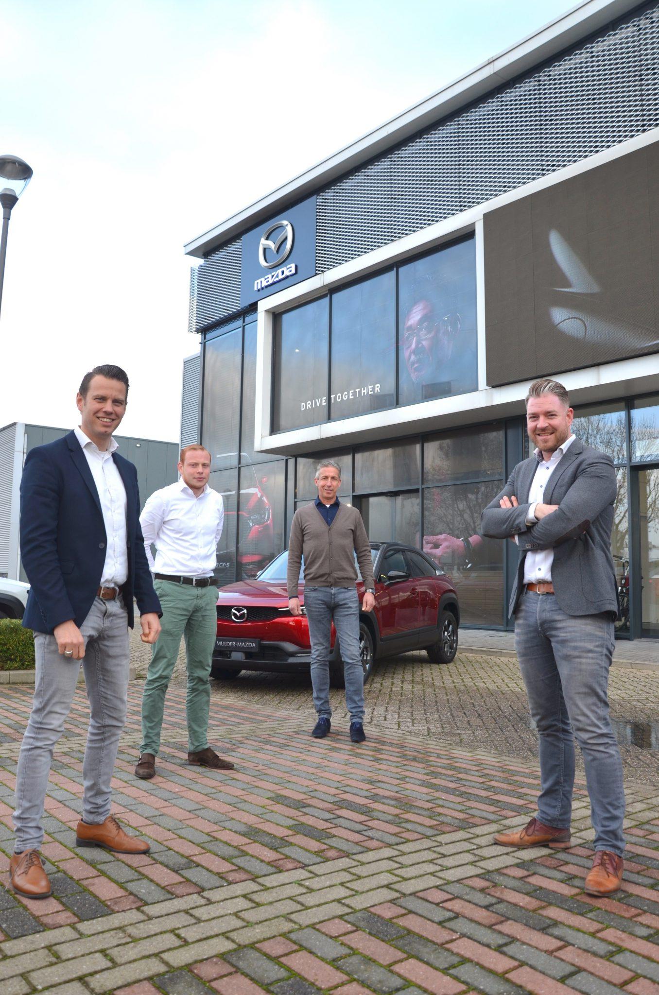 Sponsor uitgelicht: Mulder-Mazda