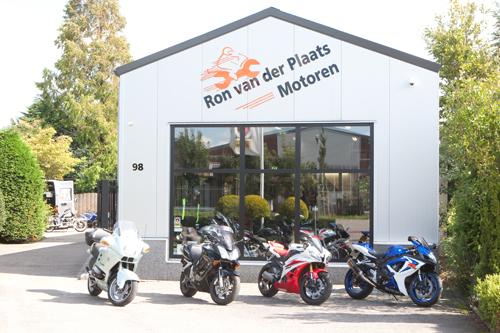 Sponsor uitgelicht: Ron van der Plaats motoren