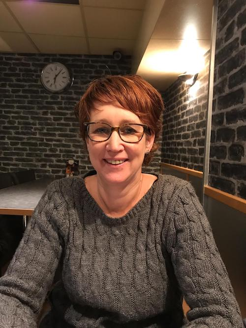 De vrijwilligers achter Groeneweg: Irene Bakker